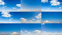Luminar Sky Replacement Pack: Blue Skies Volume 1
