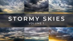 Luminar Sky Replacement Pack: Stormy Skies Volume 1