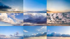 Luminar Sky Replacement Pack: Sunset Skies Volume 1