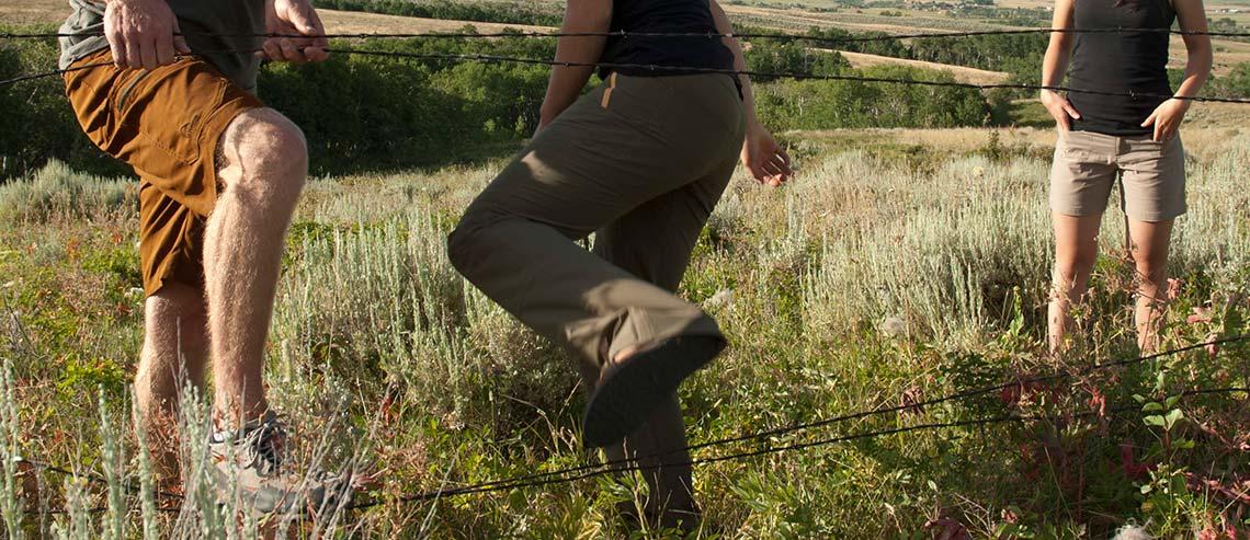 Outdoor climbing clothing 3