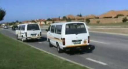 Taxis In South Afric-Steven