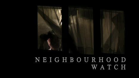 Neighbourhood Watch-Elliot