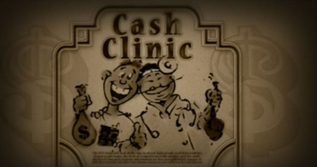 Cash Clinic-Kristijan
