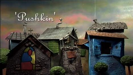 Pushkin-Trevor