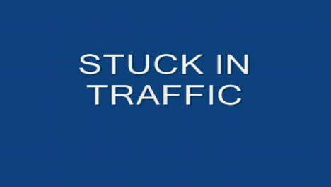 Stuck In Traffic-Janice