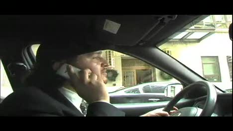 Driving Bobby Mad-Alfredo