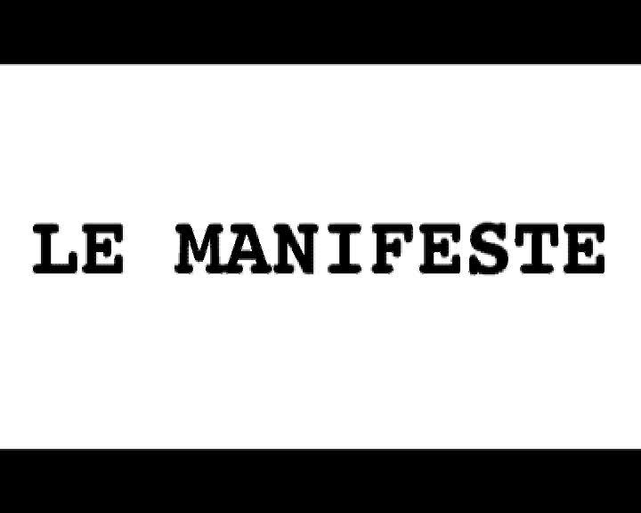 LE MANIFESTE-FELIX