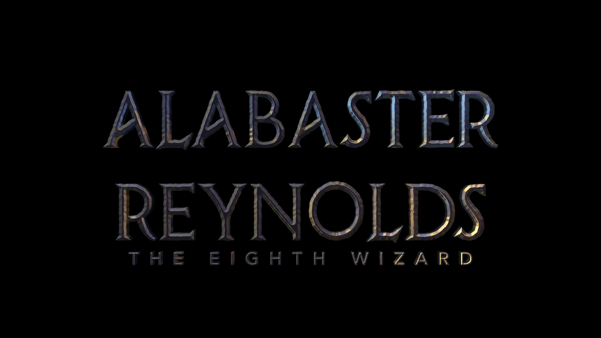 Alabaster Reynolds: The Eighth Wizard Pilot-Joseph