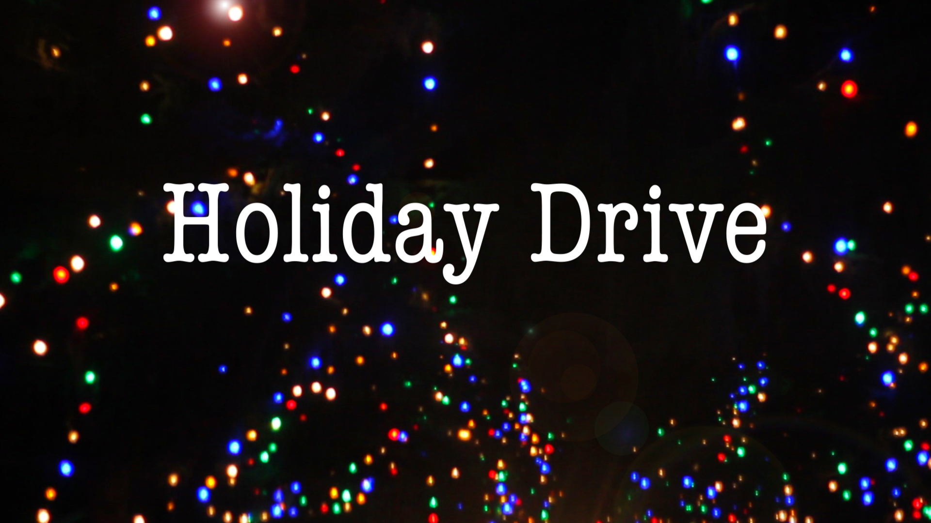 Holiday Drive-Ryan