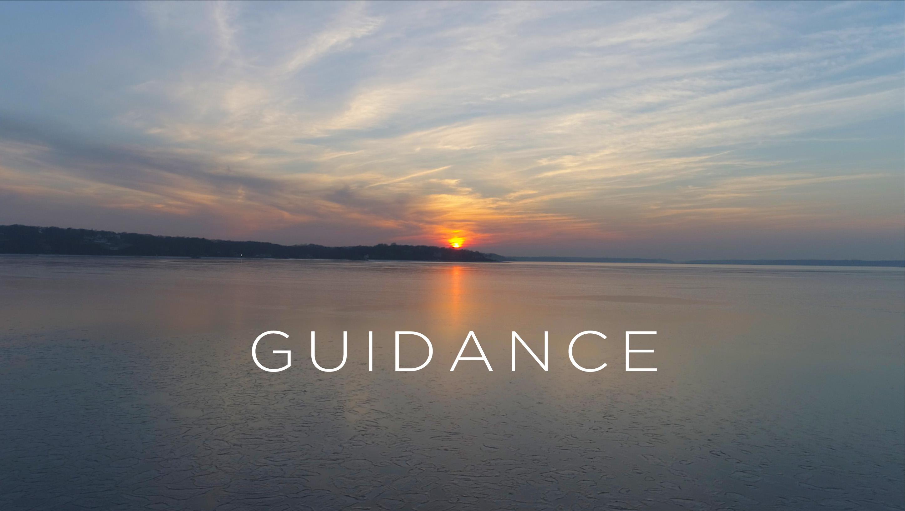 GUIDANCE-John