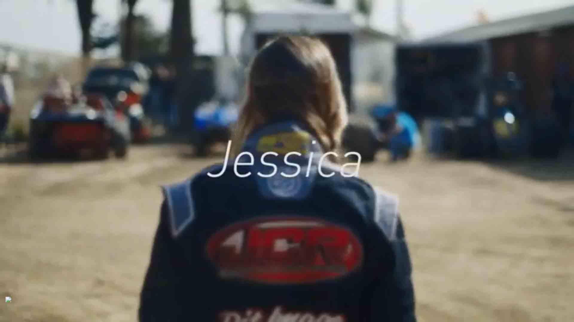 Jessica Clark Racing-Ellen