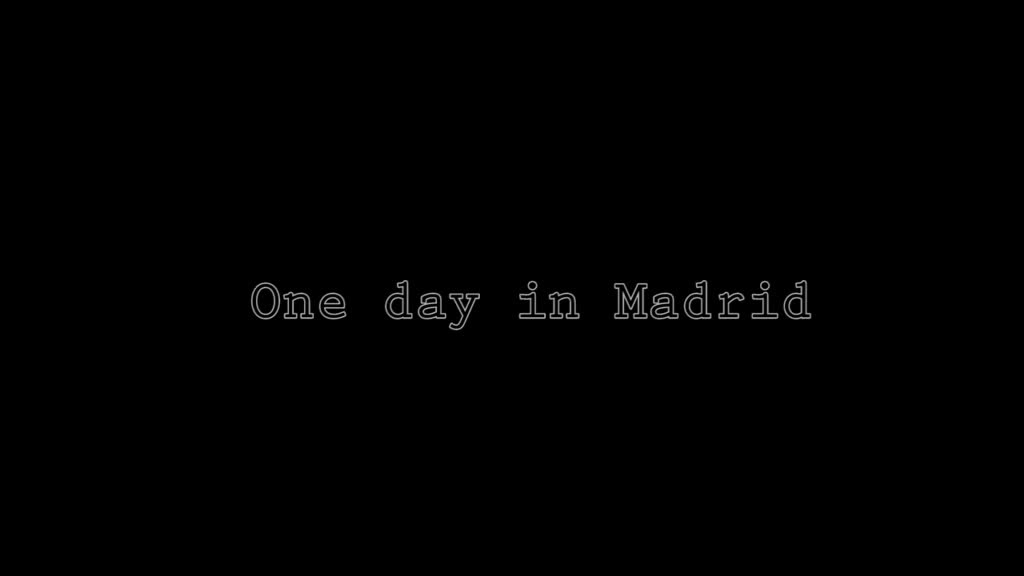 1 Day In Madrid-Mirek