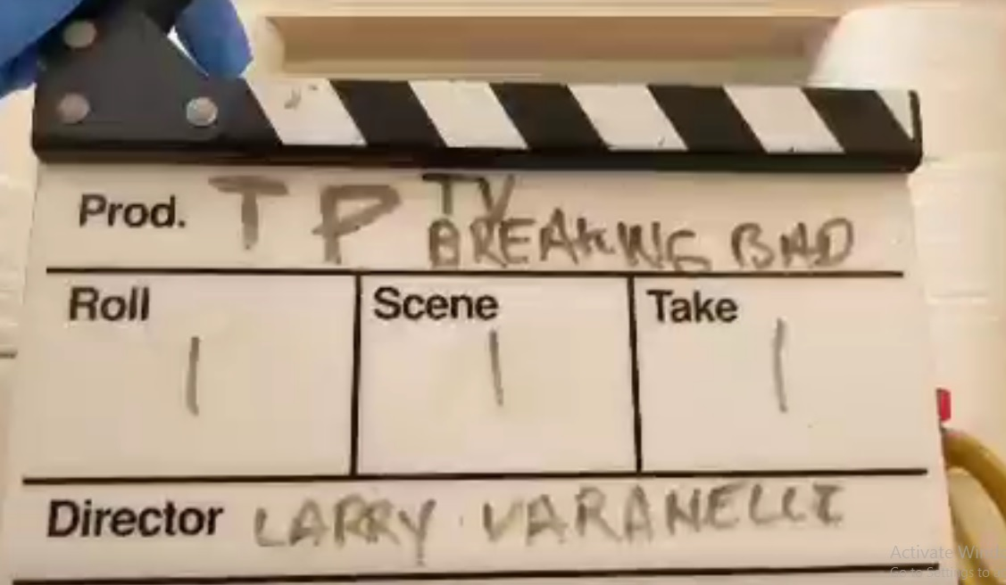 Breaking Bad- TP-Larry
