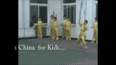 Kunfu Kids -Ernest