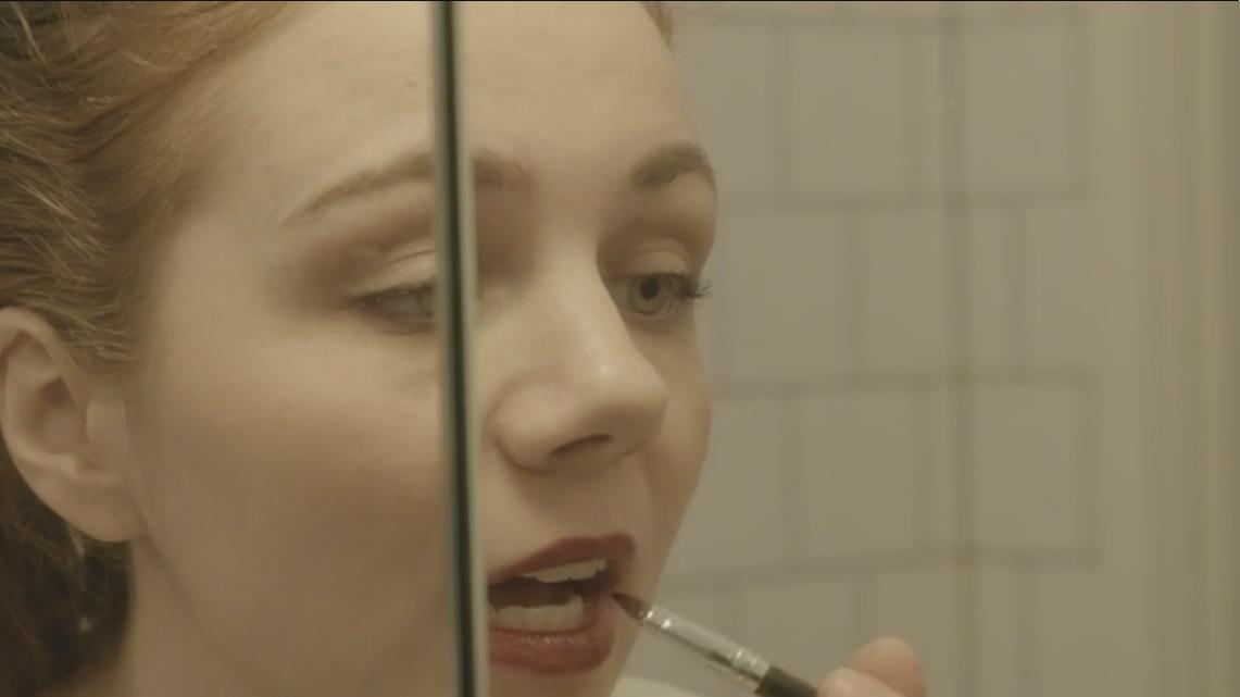 Lipstick Eyes-Joshua