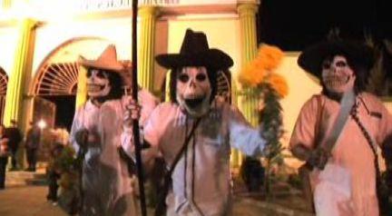 Fiestas de Muertos-Davide