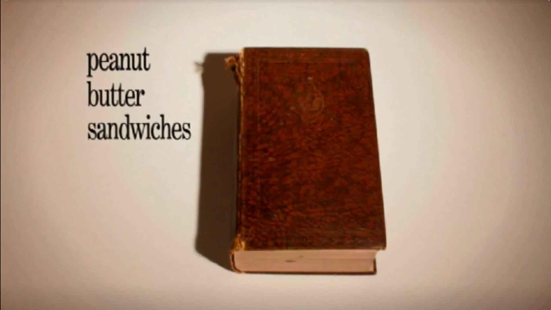 Peanut Butter Sandwi-Michael