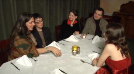 Dinner Party-Hesam