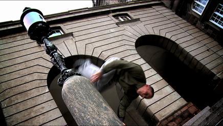 Traceurs in Copenhag-Soren