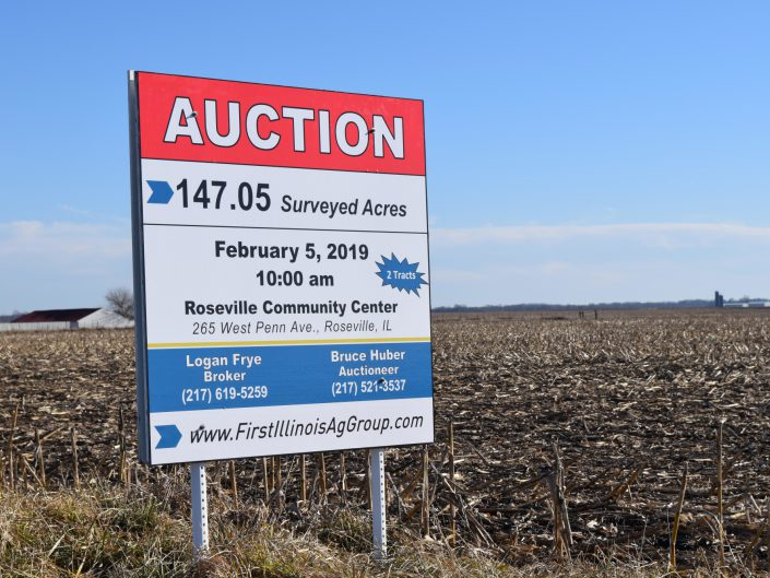 Warren County Farmland Auction