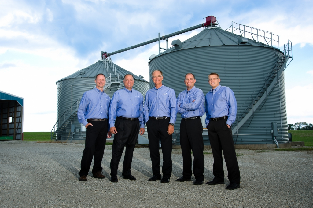 Formation of First Illinois Ag Group
