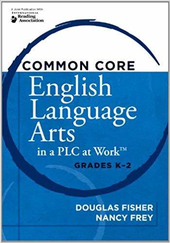 Common Core English Arts in a PLC -  K 2