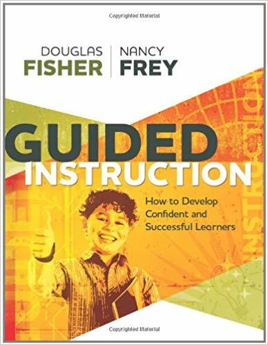 gGuided Instruction: How to Develop Confident and Successful Learners