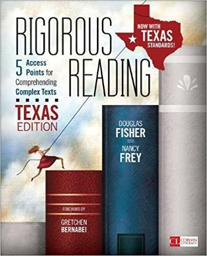 Rigorous Reading, Texas Edition