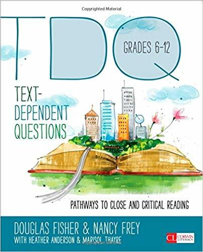 Text-Dependent Questions 6-12