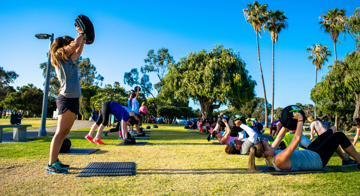 Equipment Choices For Outdoor Bootcamps