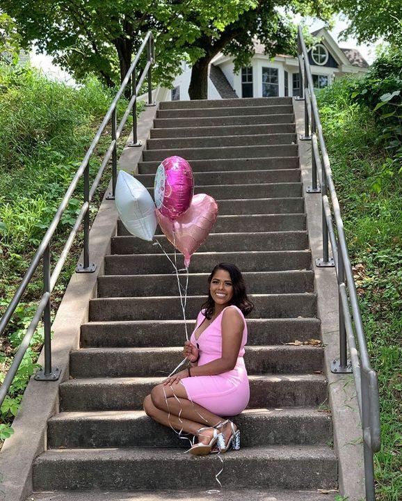 @flamingo- Sexy V-neck Slim Bandage dress