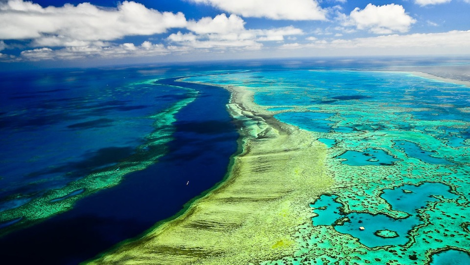 Seven Natural Wonders of the World: Great Barrier Reef