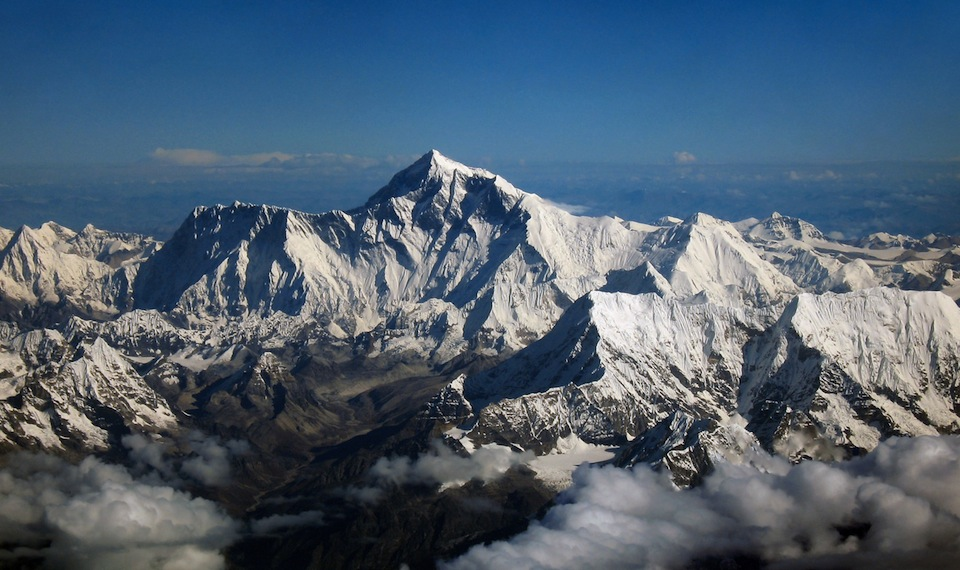 Seven Natural Wonders of the World: Mount Everest