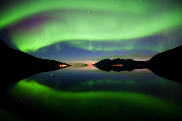 Seven Natural Wonders of the World: Northern Lights