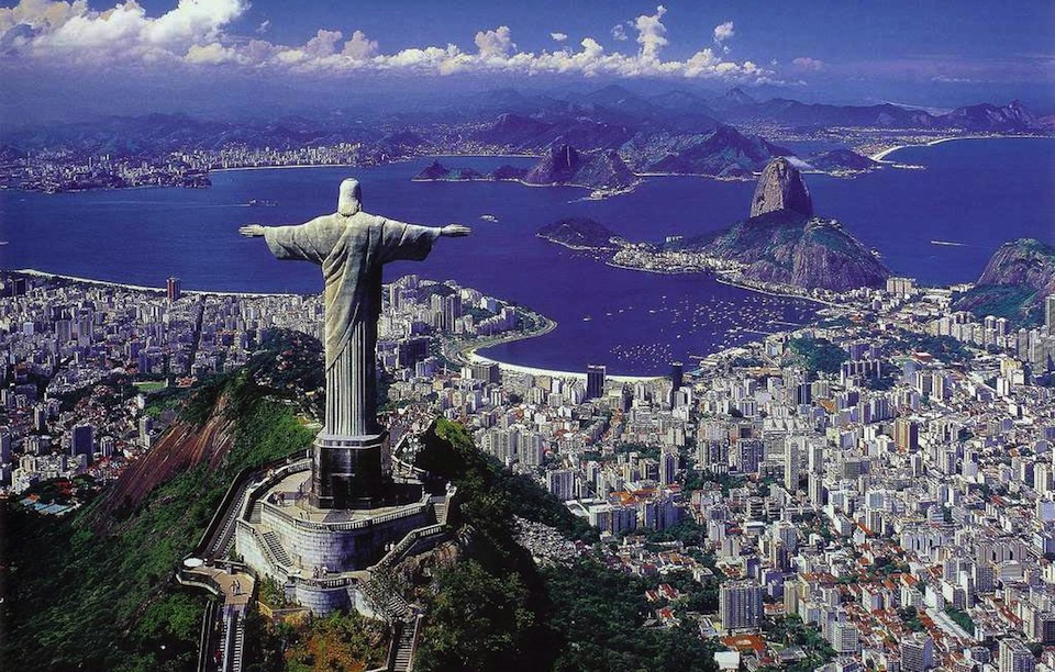 Seven Natural Wonders of the World: Harbor at Rio de Janeiro