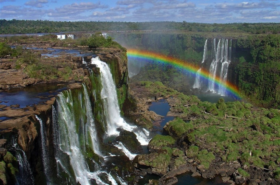 Seven Natural Wonders of the World: Victoria Falls