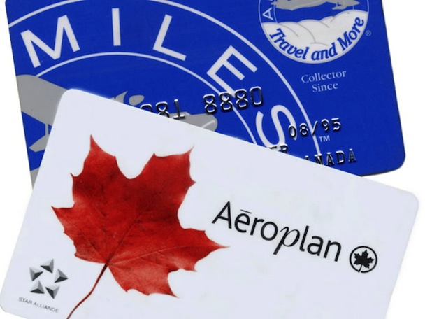 Air Miles vs Aeroplan Cards