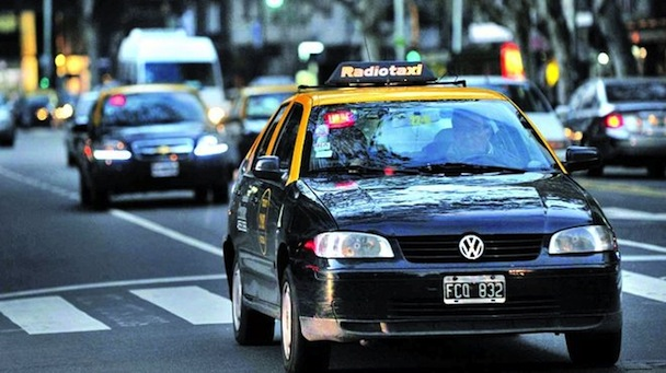 Taxi to Buenos Aires Black Market