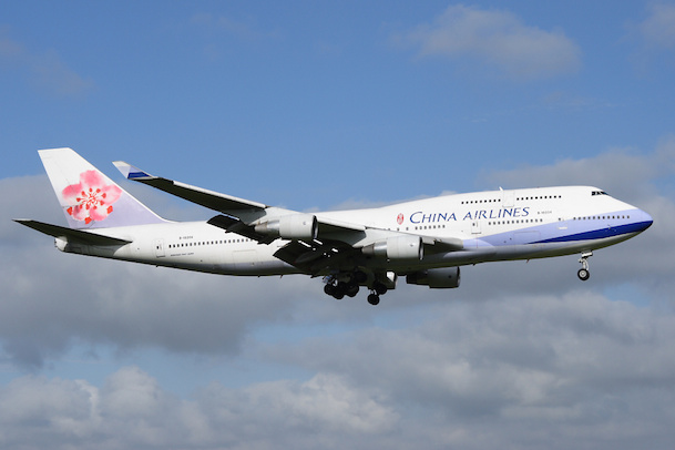 China Airlines Fleet