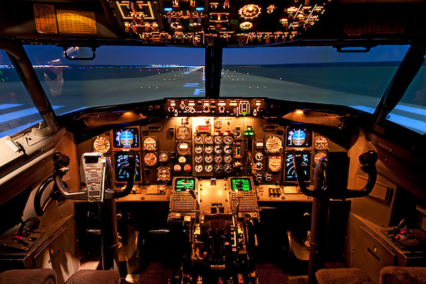 Airplane Cockpit Culture