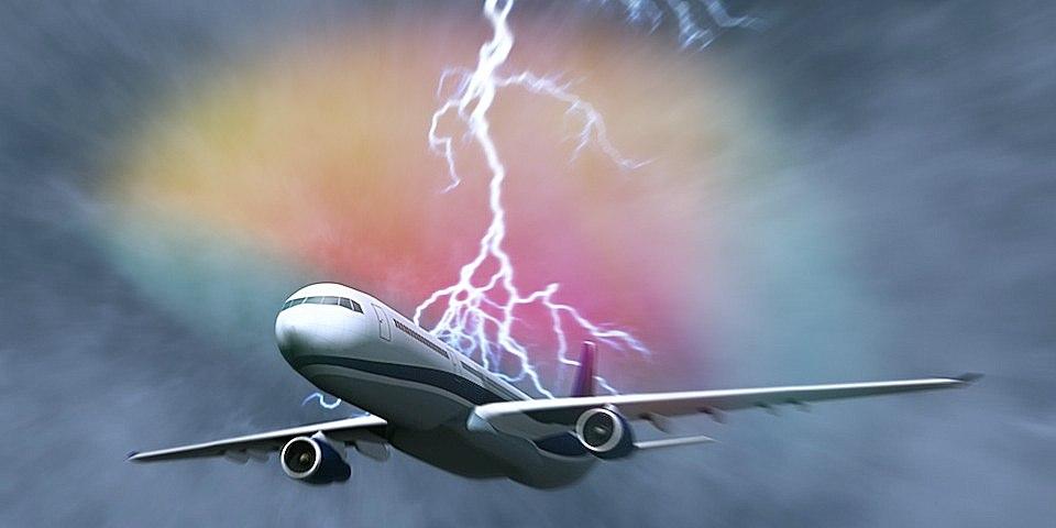 تکان های هواپیما - دیجی چارتر