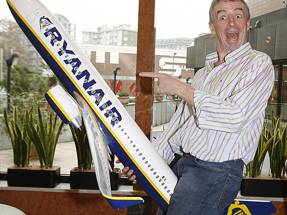 Polyester Airlines: Ryanair vs. Southwest
