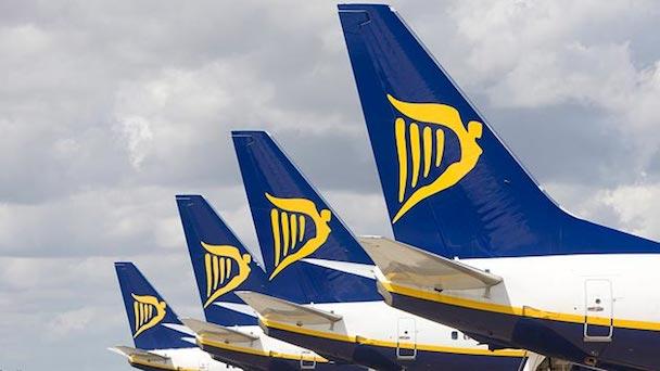Ryanair's Boeing 737-800