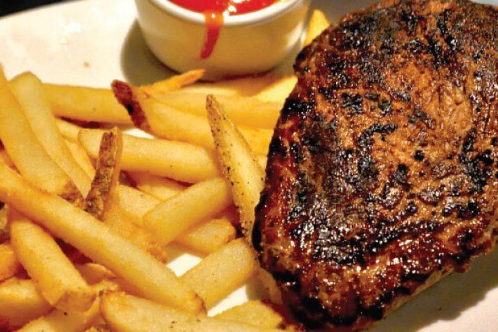 Mens Steakout