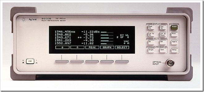 Agilent-86120B_Multi_Wavelength_Meter