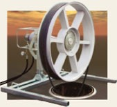 fiber cable supply reel