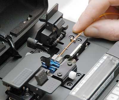 Details about  /SM/&MM Fiber Optic Welding Splicing Machine Fiber Fusion Splicer Kits FTTH AI-9