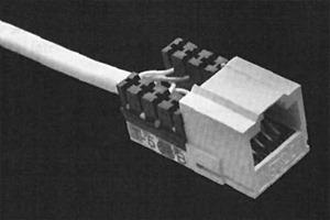 UTP-connector