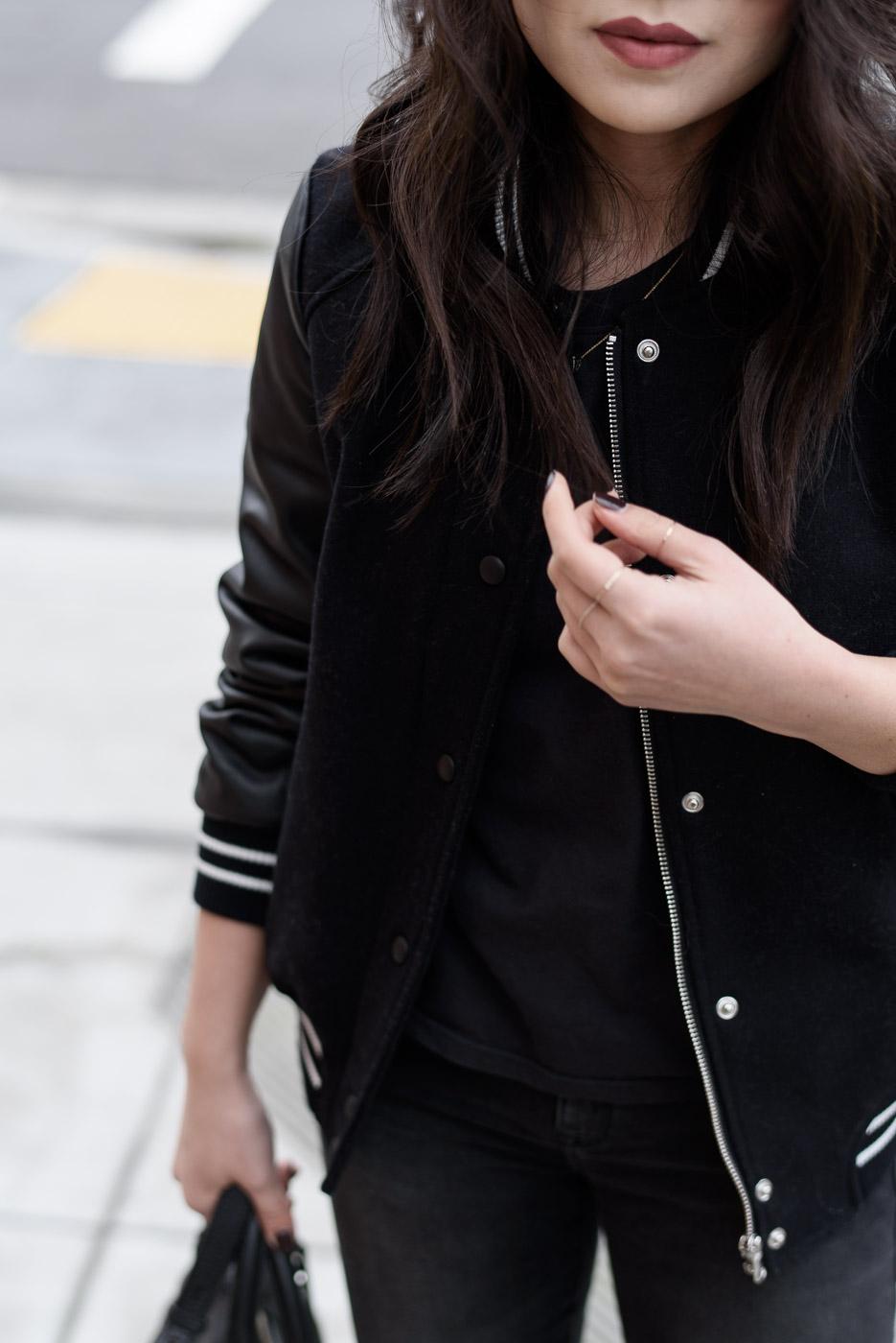 5596902e06bbf ... how-to-wear-a-varsity-jacket-trend-2017- ...