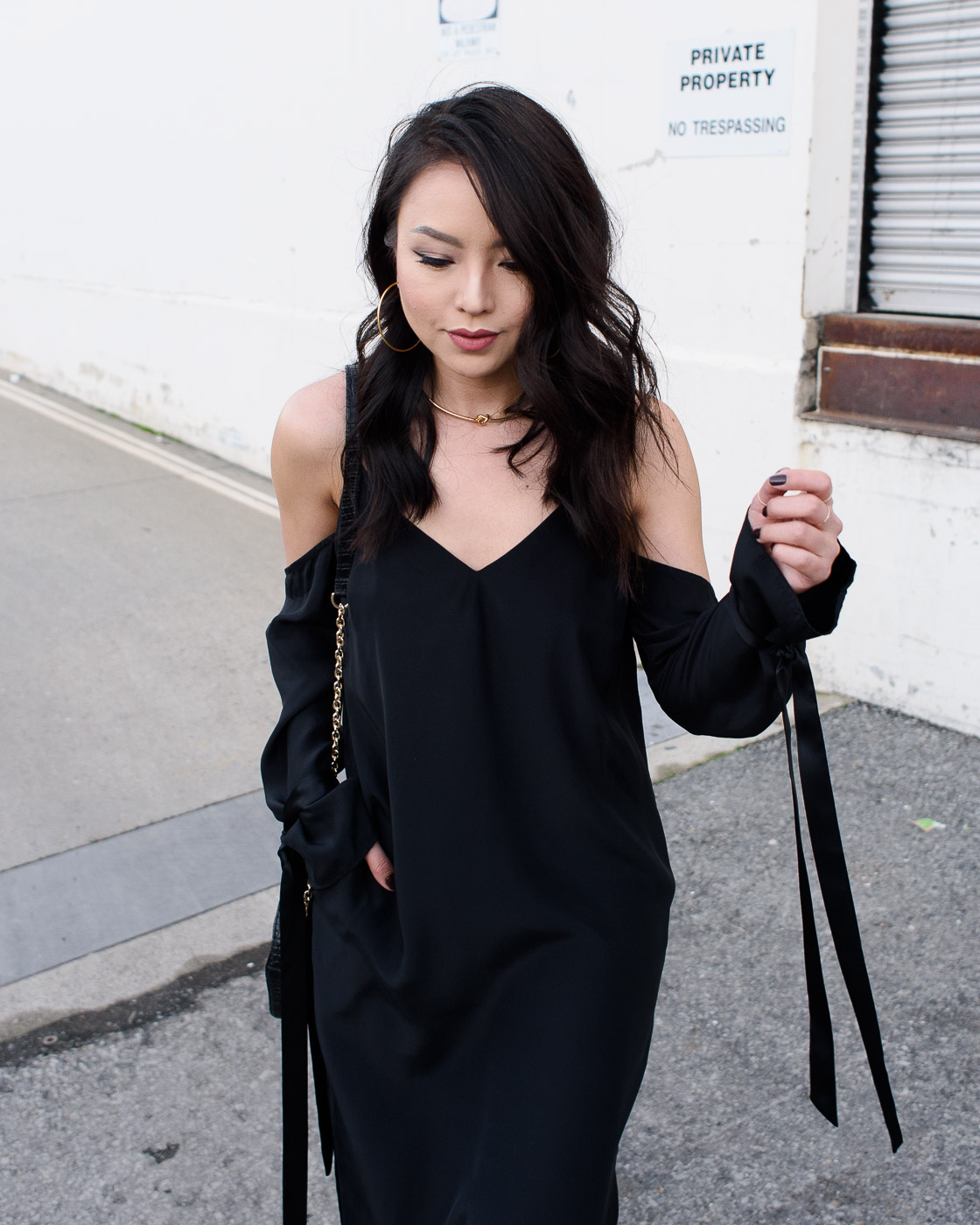cf82e86debc68 ... The Fancy Pants Report  Silk Midi Dress ...